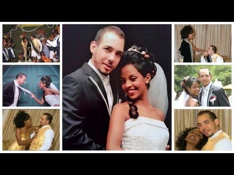 FORMAL ETHIOPIAN WEDDING PART 1