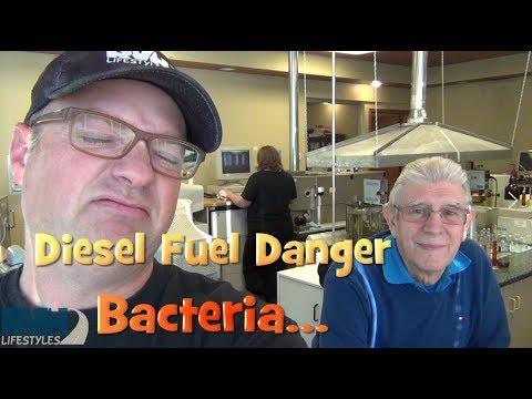 The Hidden Danger with Diesel Fuel Bacteria Part 1