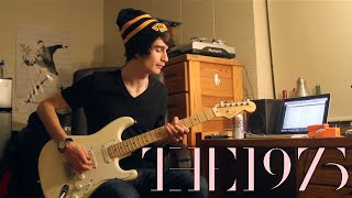 The 1975 - The Sound (Guitar & Bass Cover w/ Tabs)