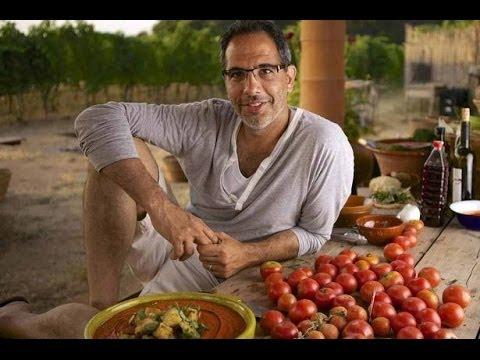 Yotam Ottolenghi visits Crete