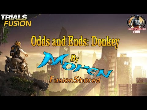Trials Fusion: Odds and Ends: Donkey by FusionShared