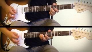 Grande y Fuerte Miel San Marcos Cover Guitarras Electricas