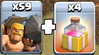 IM BACK REMIX!!! THE NEW TROOP IS GONE!!!  | clash of clans |