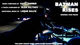 Batman Chase Music from The Dark Knight Rises (Batman Rises) Original Film Version