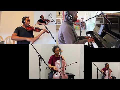 One Percent - Gorillaz (Piano/violin/cello/cover) - Warp Trio