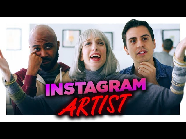 Instagram Art Show