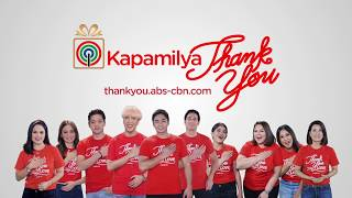 ABS-CBN: Kapamilya, Thank You For The Love!