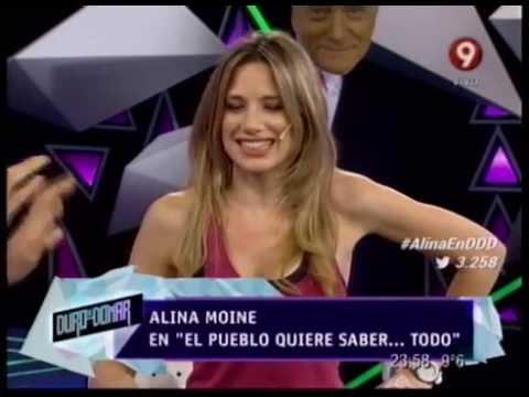 EL PUEBLO QUIERE SABER ALINA MOINE SEGUNDA PARTE 27 05 14