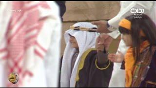 أول ظهور إعلامي للطفل الوليد سعد القحطاني | #زد_رصيدك71