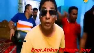 mosharraf karim new funny dance on Chup bhai kichu vabche