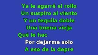 Los Originales De San Juan - 50 Mentadas Karaoke Demo