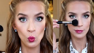Makeup Tutorial Contouring And Highlighting For Beginners ☘ Cranberry Makeup Tutorial Chatty