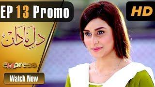 Drama | Dil e Nadaan - Episode 13 Promo | Express Entertainment Drama | Abid Ali, Zaheen Tahira
