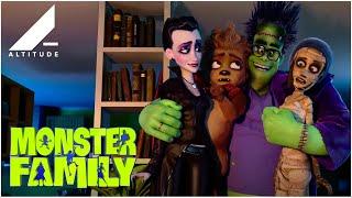 MONSTER FAMILY - UK & IRISH TRAILER [HD] - IN CINEMAS 2 MARCH