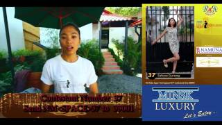 Vote Appeal From Sahara Gurung |Nepal's Next Super Model| RnЯ Group|