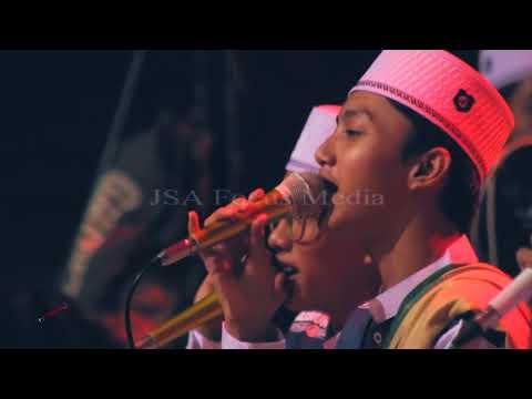 Qomarun bersama Guz Azmi | Syubbanul Muslimin Terbaru 2018, UNHASY Bersholawat