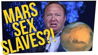 Show Claims NASA Has Child Colony On Mars ft. DavidSoComedy