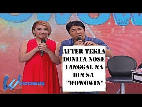 Xxx Mp4 Donita Nose Nag Resign O Tinanggal Na Din Sa Wowowin Ni Willie Revillame 3gp Sex