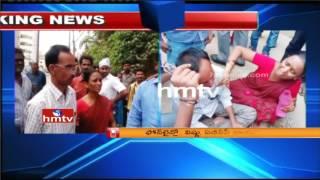 అనుమతి లేని కాలేజీ..!Narayana CLG Managements Negligence On Inter Student Missing In Madhapur | HMTV