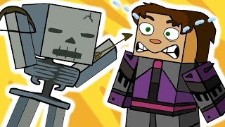 Minecraft Story Mode 5 (Funny Animation)