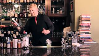 How to make a Last Word - DrinkSkool Cocktails