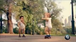 bebês dançando sexta-feira sua linda