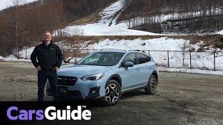 Subaru XV 2017 review | first drive video