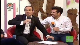 سوتی خنده دار و دیدنی حسن ریوندی در تلویزیون  - حتما ببینید