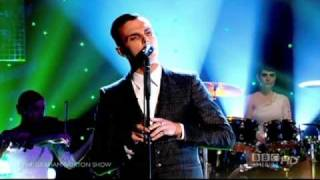 HURTS - Sunday (Live - Graham Norton)