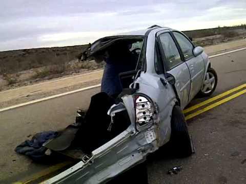 Accidente Ruta 3