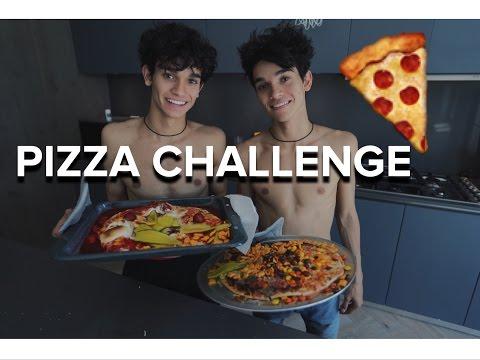 TWIN PIZZA CHALLENGE