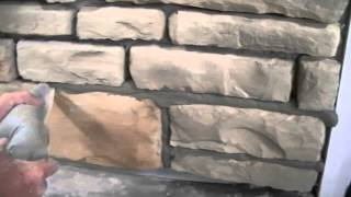 Installing Stone Veneer, Mortar & Grout Techniques - ProVia