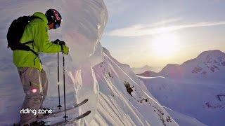 Richard Permin, les secrets d'un génie du ski freeride !
