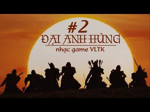 ĐẠI ANH HÙNG • 大英雄 • giấc mộng thời trai Nhạc game Võ lâm truyền kỳ