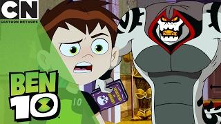 Ben 10 | King Of Snakes | Cartoon Network
