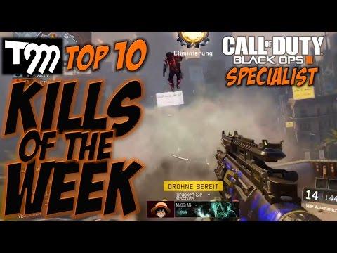 Black Ops 3 - SPECIALIST TOP 10 KILLS OF THE WEEK #45