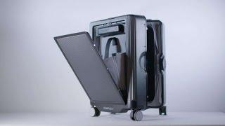 Cowarobot R1, la maleta autónoma que te sigue a todas partes