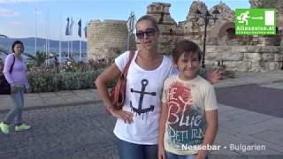 AllesReise.at Reisevideo: Nessebar, Bulgarien in 4K
