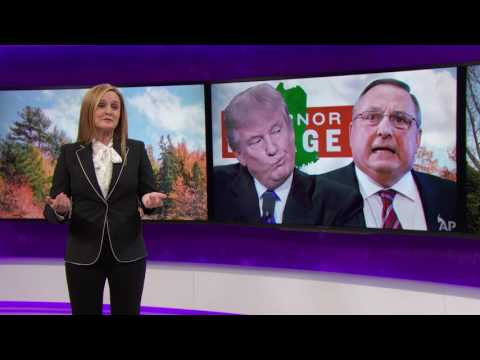 Maine s Personal Trump Full Frontal with Samantha Bee TBS