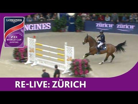 Re-Live - Longines Grand Prix Jumping - Zürich - Mercedes CSI 2016