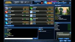 Τελικός του GameWorld League of Legends Tournament: 28/7/2013