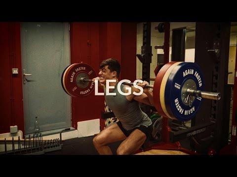 Workout Theory: Legs | Pietro Boselli