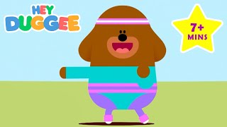 Let the games begin! - Hey Duggee - Duggee's Best Bits