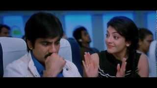 Sarocharu Theatrical Trailer - Ravi Teja , Kajal Agarwal ,  Richa Gangopadhyay