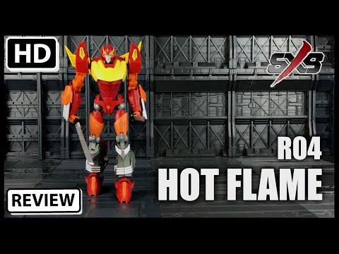 Xxx Mp4 SXS Toys R04 Hot Flame IDW The Transformers MTMTE Hot Rod Rodimus 3gp Sex