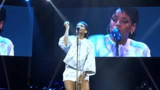 Rihanna-Diamonds- diamonds tour live @ Macau 13.9.13