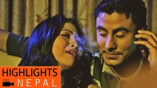 Expired Juice | Nepali Hot Comedy Movie WRONG WAY | Jiya K.C