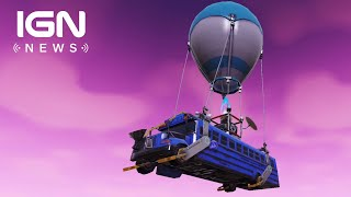 Fortnite Topped iOS Charts in 47 Countries Less Than 24 Hours After Launch - IGN News