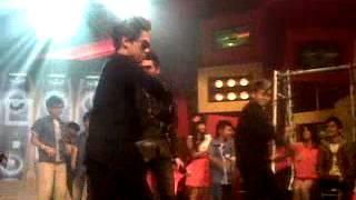 S9B hunds up meet boy n girls at MNC tv