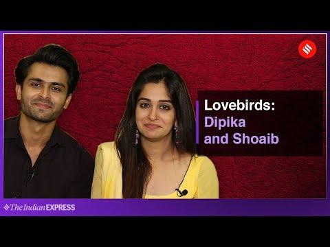 Valentine's Day Special: Dipika Kakar and Shoaib Ibrahim reveal their 'love' secrets